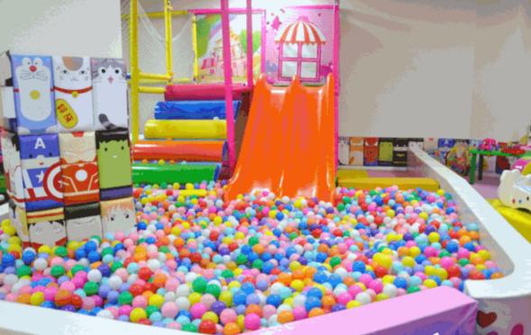 儿童玩乐区